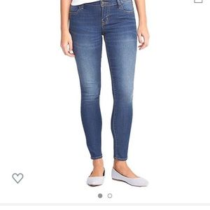 Old Navy Rockstar Jean - Size 20
